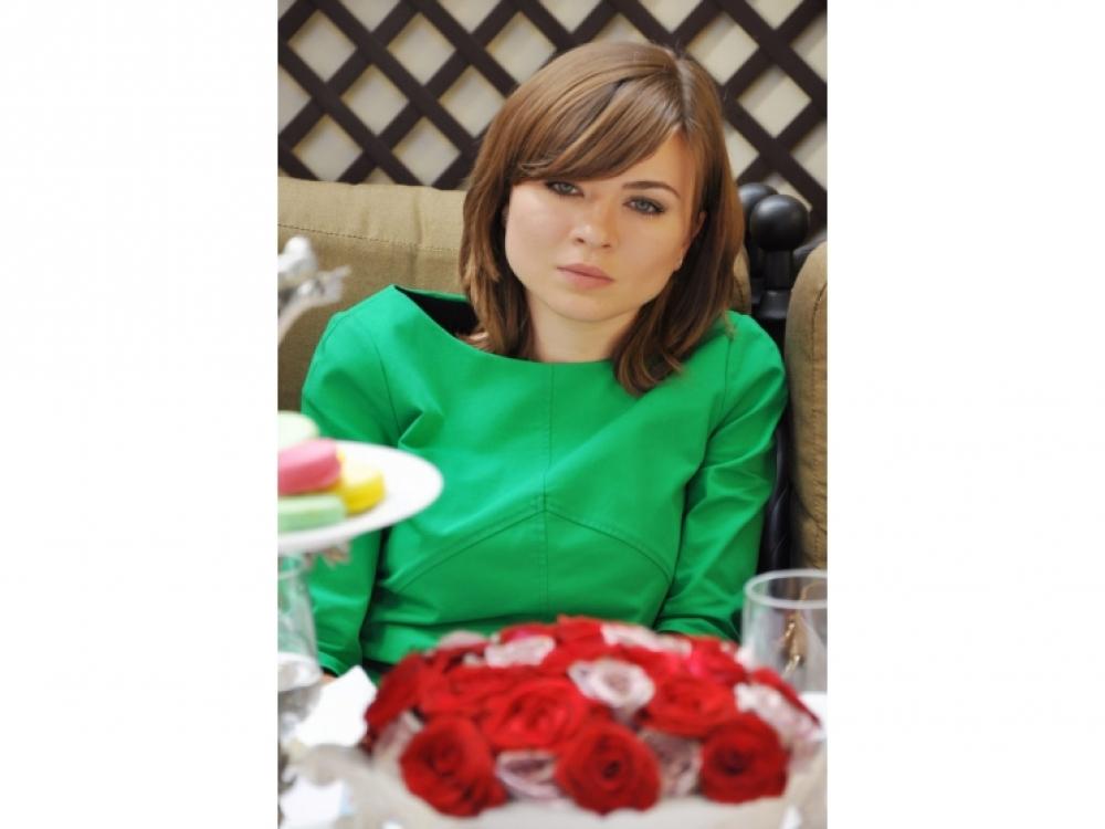 Екатерина Демина (Van Cleef & Arpels)