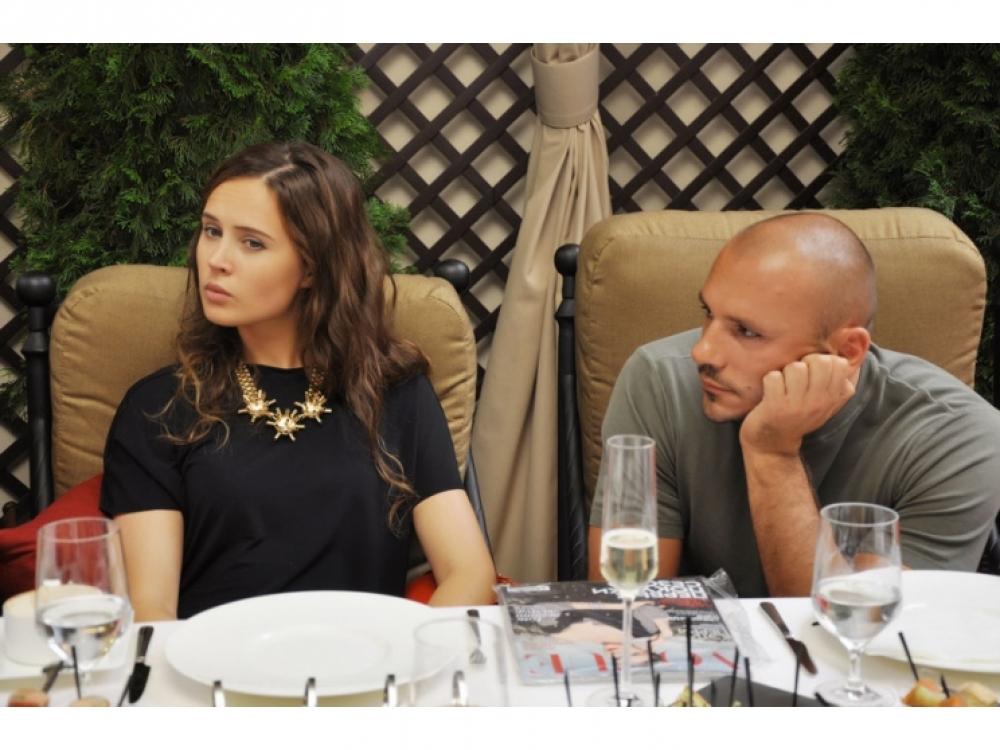 Екатерина Марьяш и Дмитрий Евенко (Helen Marlen Group)