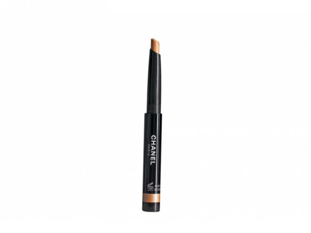 Тени  с охлаждающим эффектом Stylo Eyeshadow,  № 17 Cool Gold, Chanel