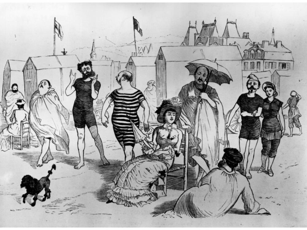 История купальника как стать мировой моделью