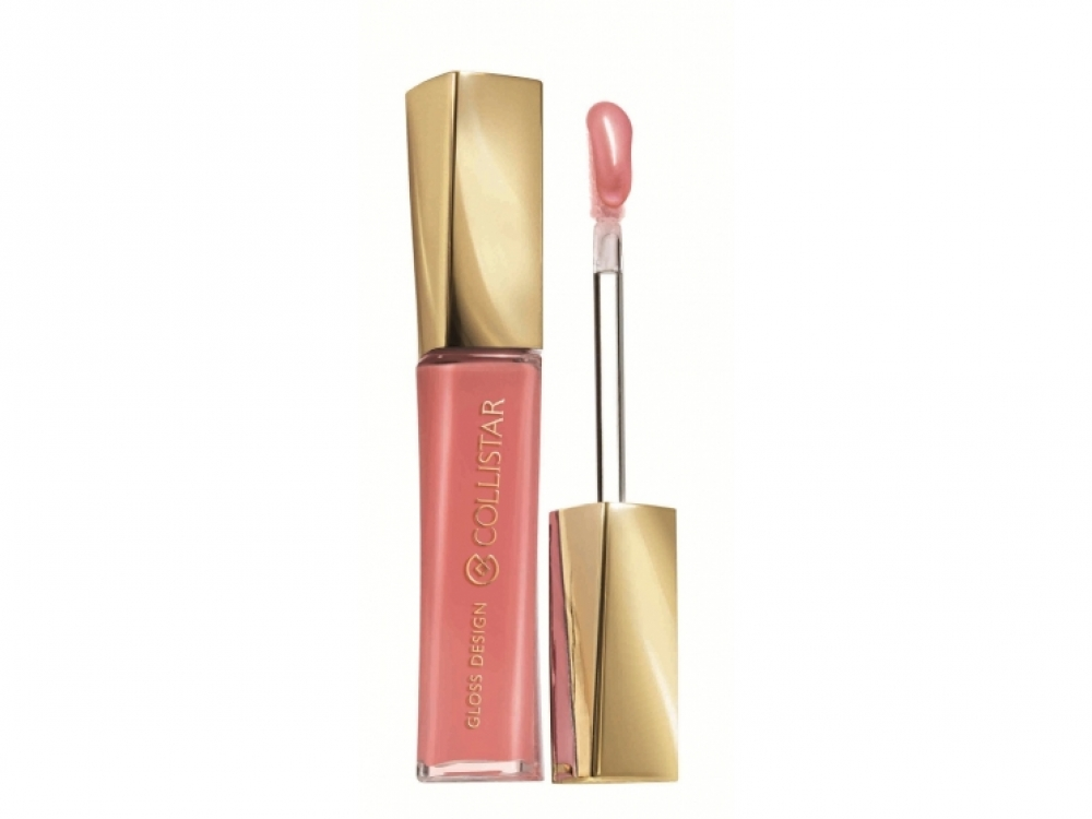 Блеск для губ Gloss Design с эффектом лака для губ 26 Seashell Lacquer