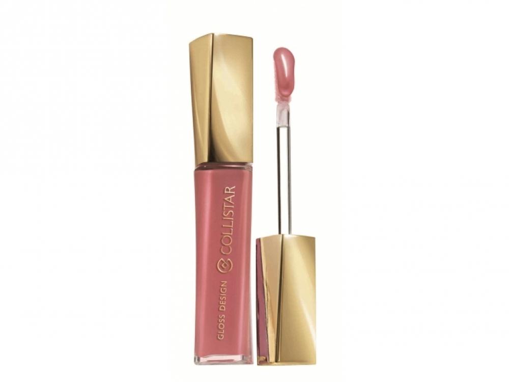 Блеск для губ Gloss Design с эффектом лака для губ 28 Old Rose Lacquer