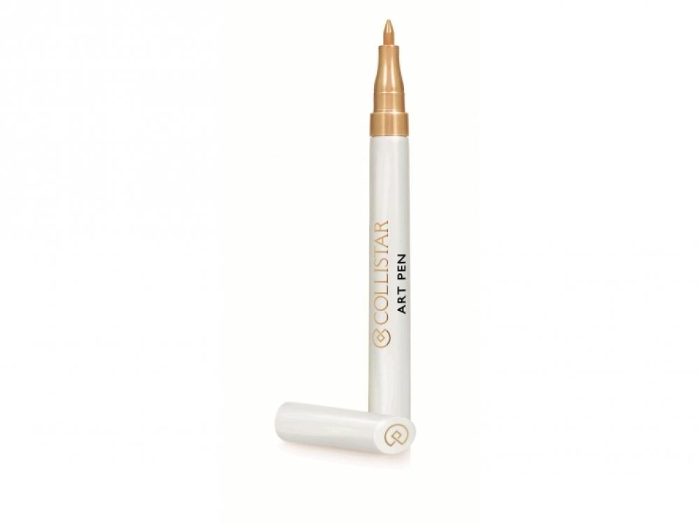 Маркер Art Pen для рисунков на ногтях в золотом оттенке