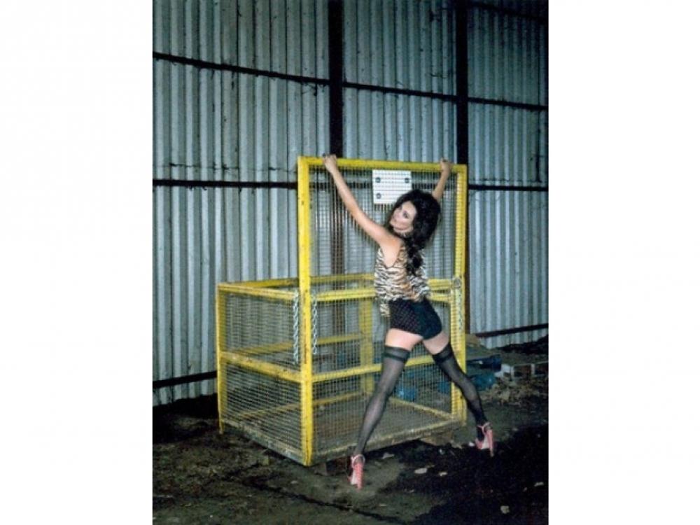 Сотрудничество с Кейт Мосс для итальянского Vogue, январь 2011