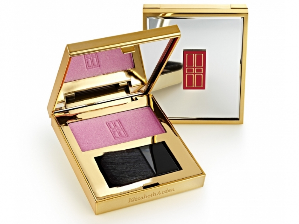 Сияющие румяна Beautiful Color Radiance Blush, # Pink Pop, Elizabeth Arden