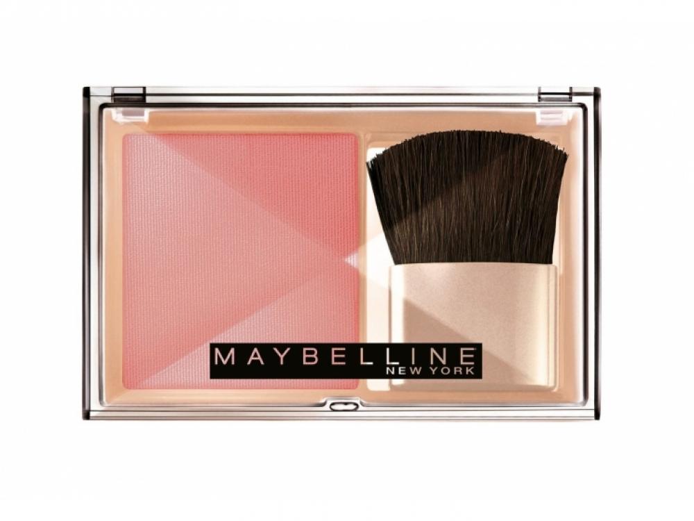 Легкие компактные румяна с естественным эффектом Affinitone Blush, #57 Peach, Maybelline New York