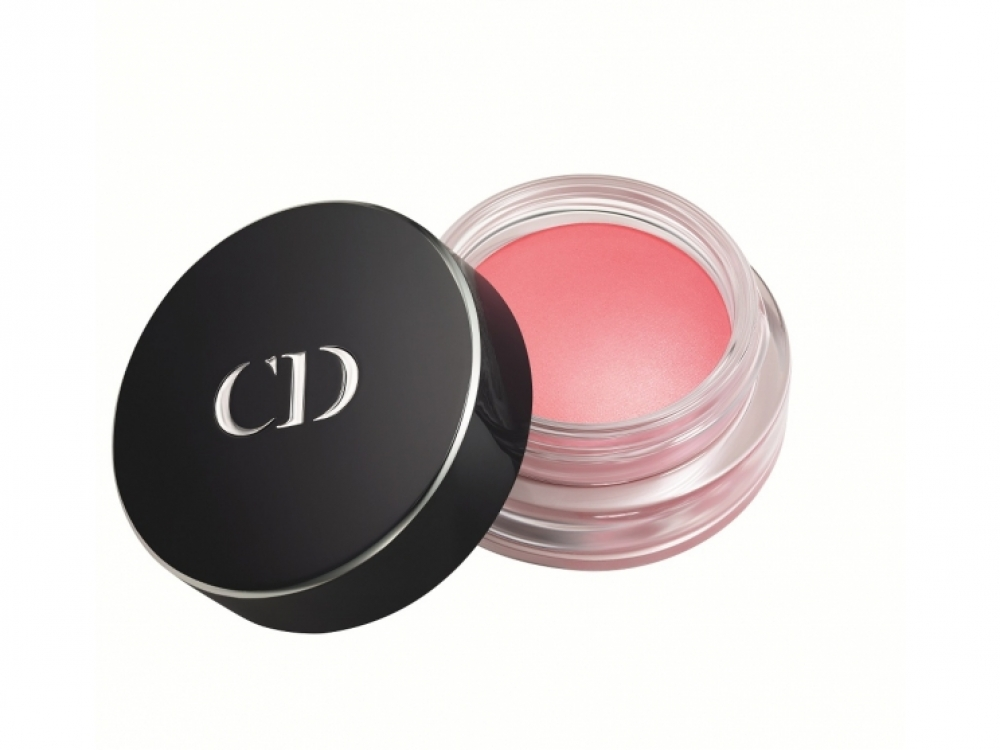 Кремовые легкие румяна Summer Mix Diorblush Cheek Cr?me, #851 Capri, Dior