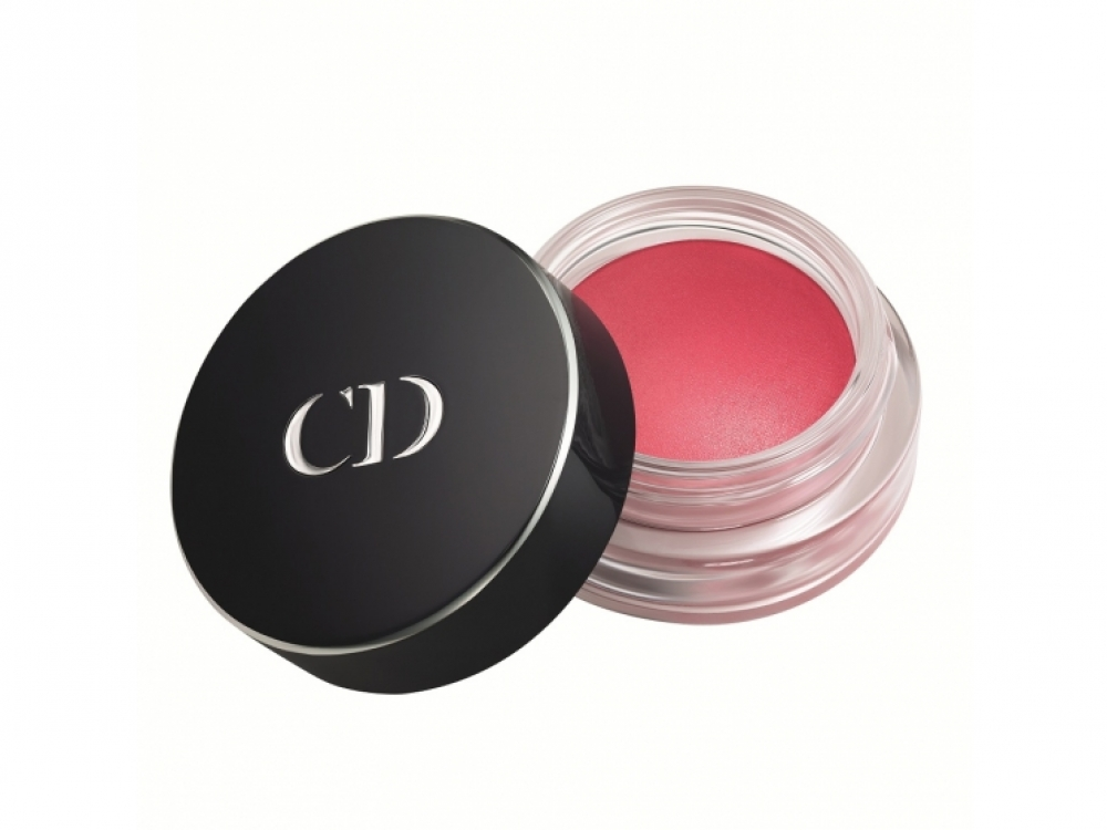 Кремовые легкие румяна Summer Mix Diorblush Cheek Cr?me, ##871 Bikini,  Dior