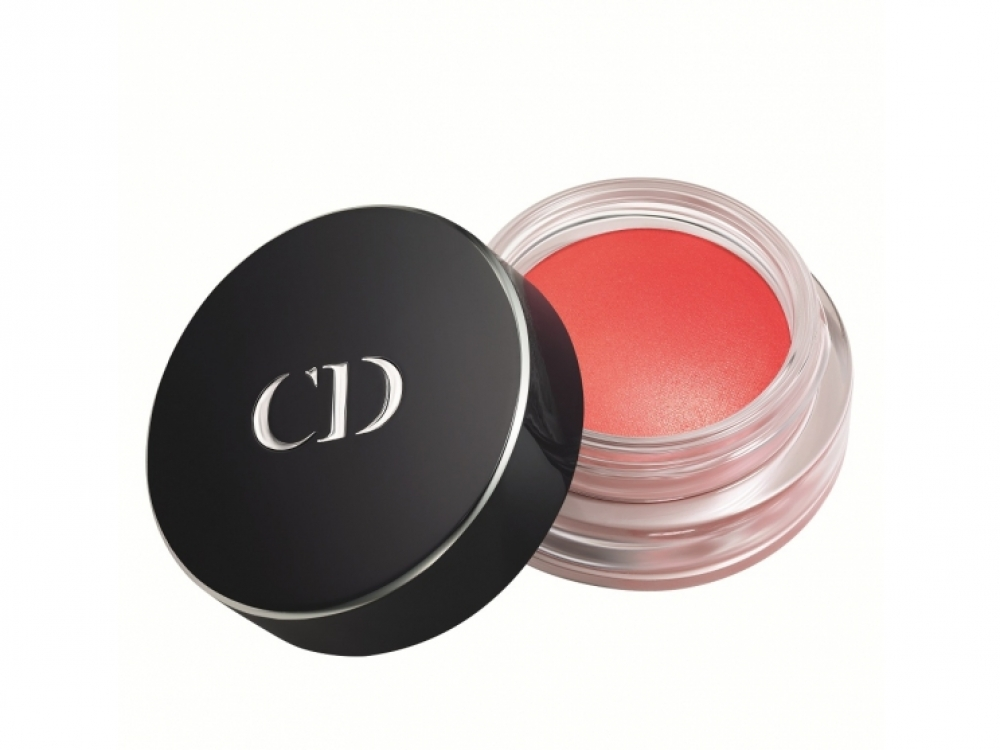 Кремовые легкие румяна Summer Mix Diorblush Cheek Cr?me, 651 Panama, Dior