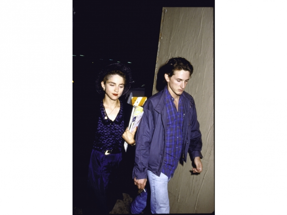 1987, Мадонна и Шон Пенн