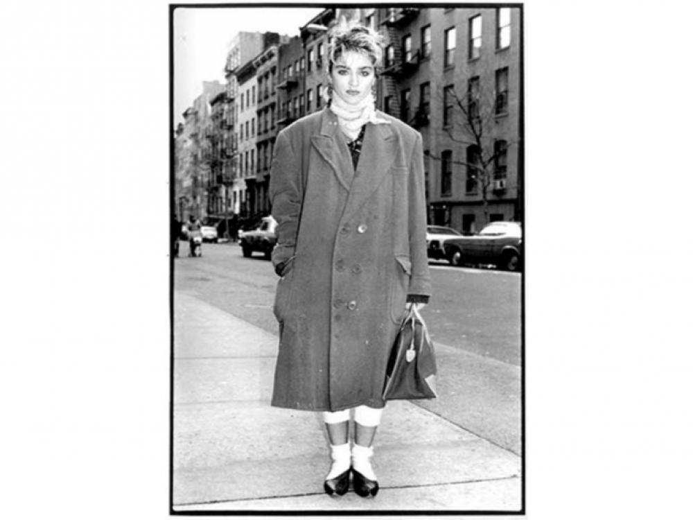 1983, Мадонна в Нью-Йорке