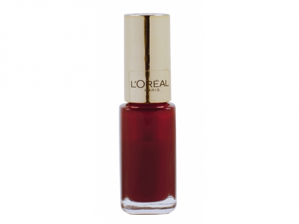 Лак для ногтей Color Riche Nail, 404 Scarlet Vamp, L'Or?al Paris