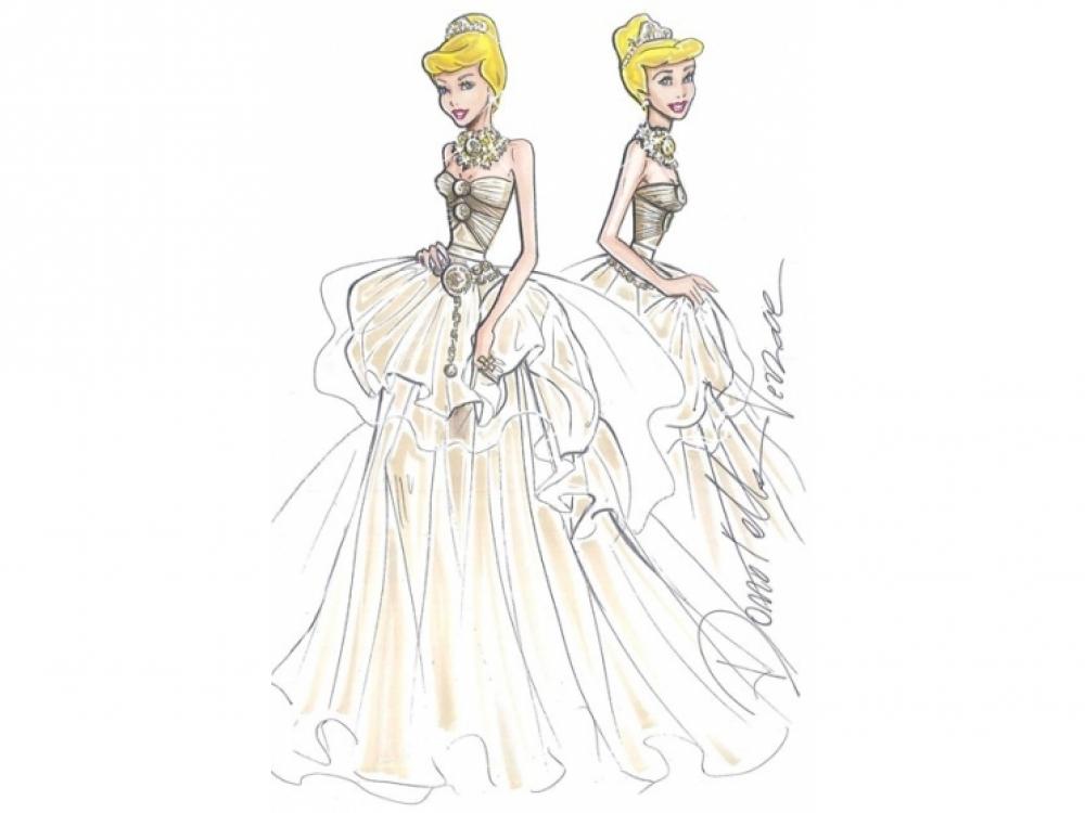 Золушка (Versace)