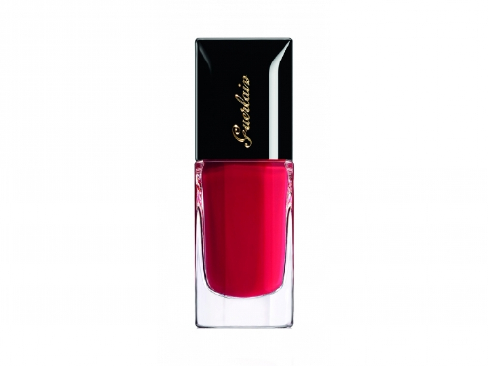Лак для ногтей Gloss d'Enfer Colour Lacquer, 121 Rouge d'Enfer, Guerlain