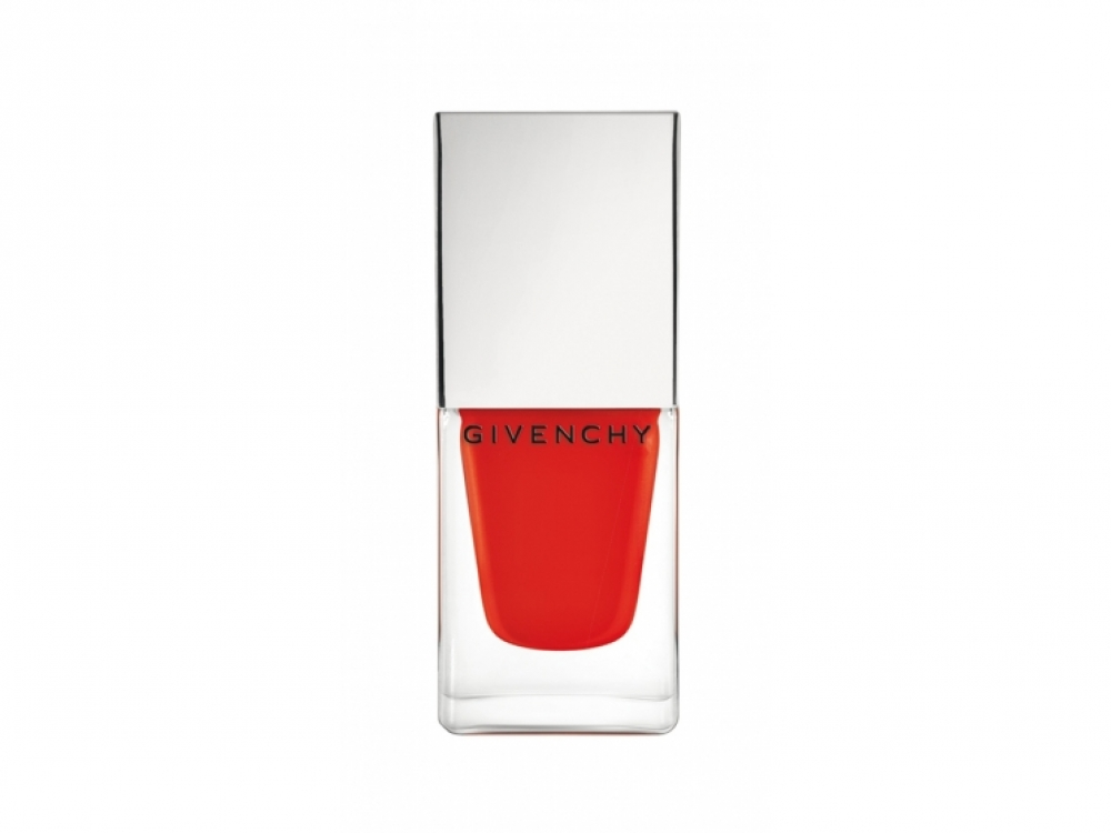 Лак для ногтей Le Vernis Croisiere, Mat Orange, Givenchy