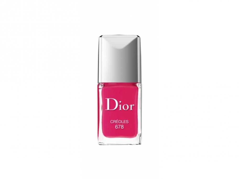 Лак для ногтей Summer Mix Dior Vernis, Creoles 678, Dior