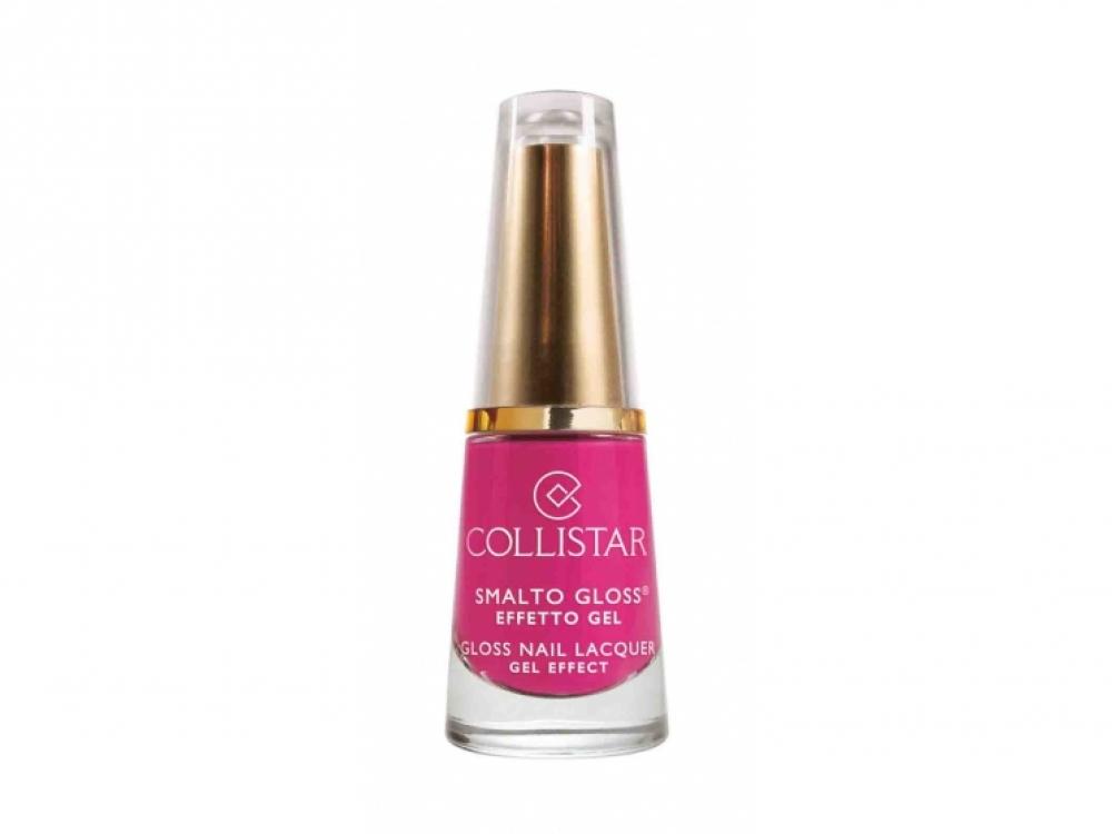 Лак для ногтей Gloss Nail Lacquer, n. 550 Fizzy Fuchsia, Collistar