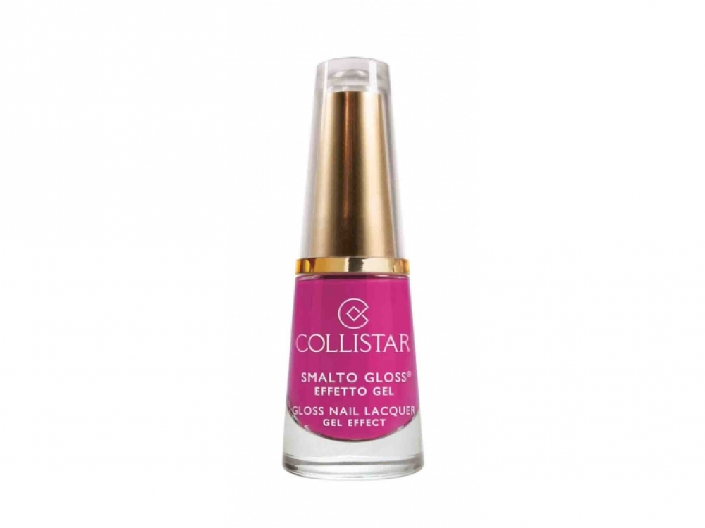 Лак для ногтей Gloss Nail Lacquer, n. 551 Witty Fuchsia, Collistar