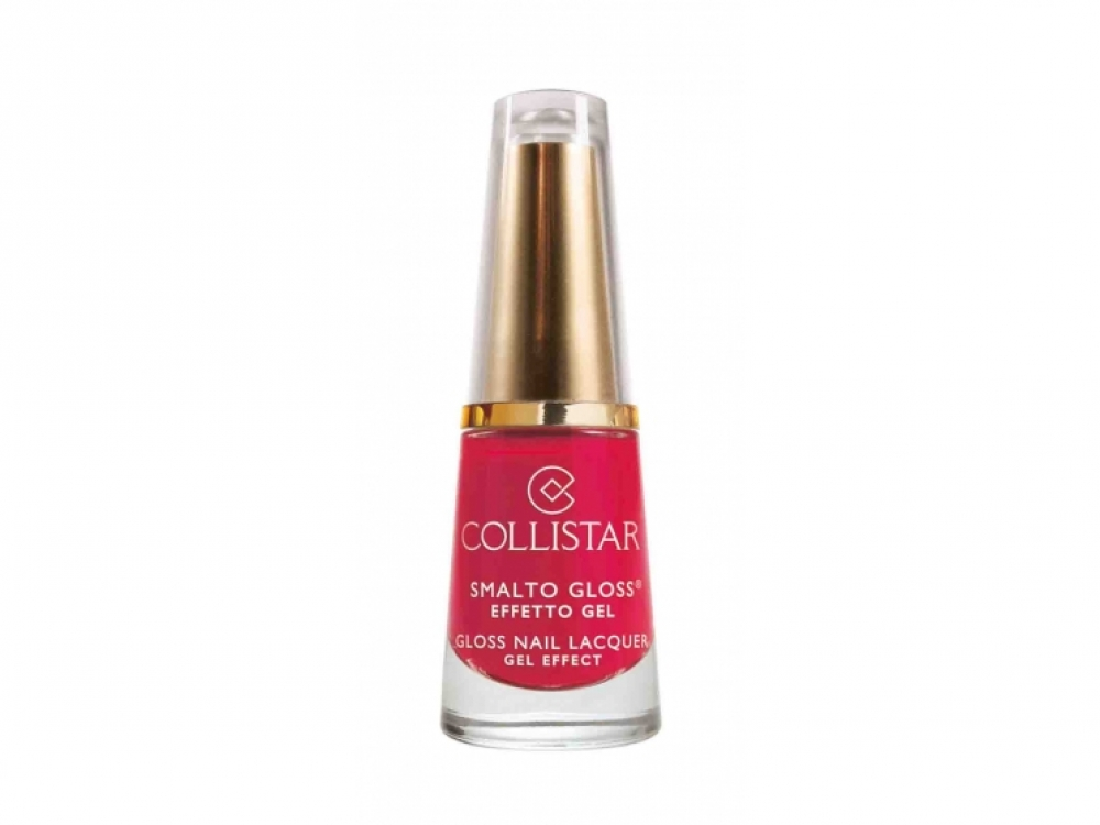 Лак для ногтей Gloss Nail Lacquer, n. 552 Intense Geranium, Collistar