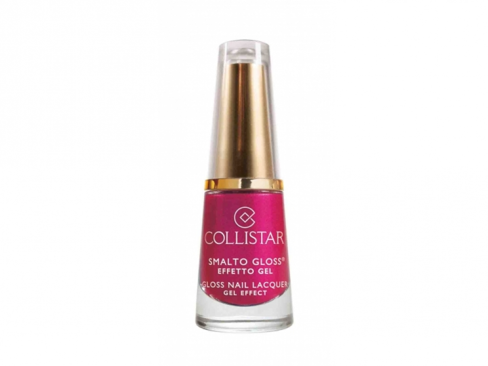 Лак для ногтей Gloss Nail Lacquer, n. 577 Temptation Magenta, Collistar