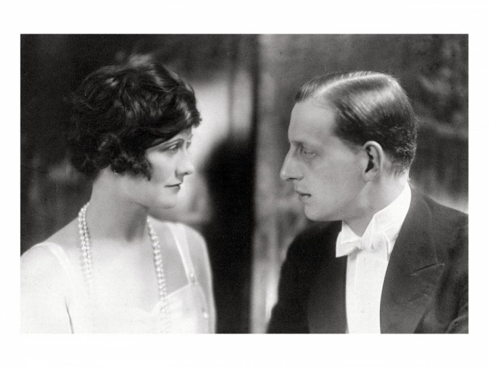 Габриэль Шанель с князем Дмитрием Павловичем Романовым, 1920