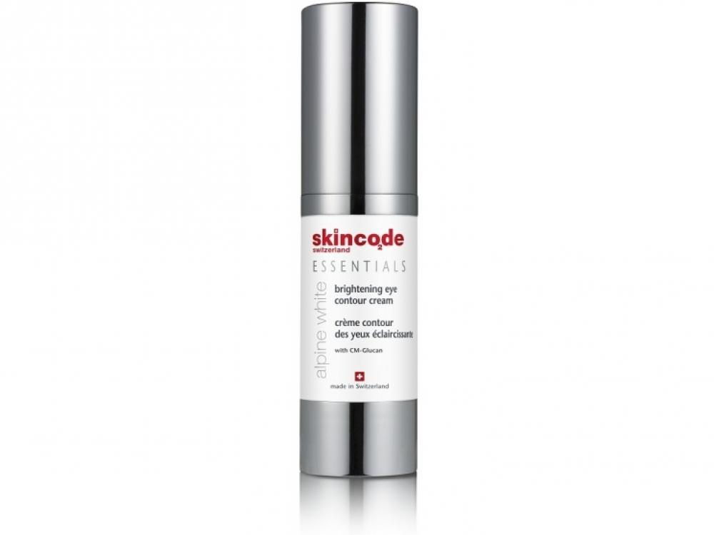 Brightening Eye Contour Cream – осветляющий крем для зоны вокруг глаз. Стимулирует клеточное обновление, осветляет кожу, снимает отечность, защищает от вредных факторов окружающей среды