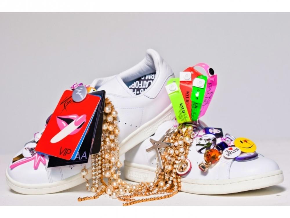 Kylie Minogue для Adidas