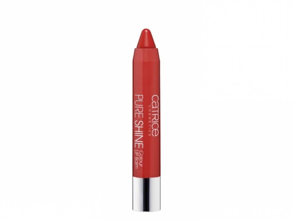 Бальзам для губ Pure Shine, № 070 I don't Red It,  Catrice