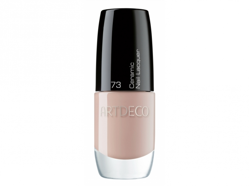 Лак для ногтей Ceramic Nail Lacquer, № 73 Delicate Make-up, Artdeco