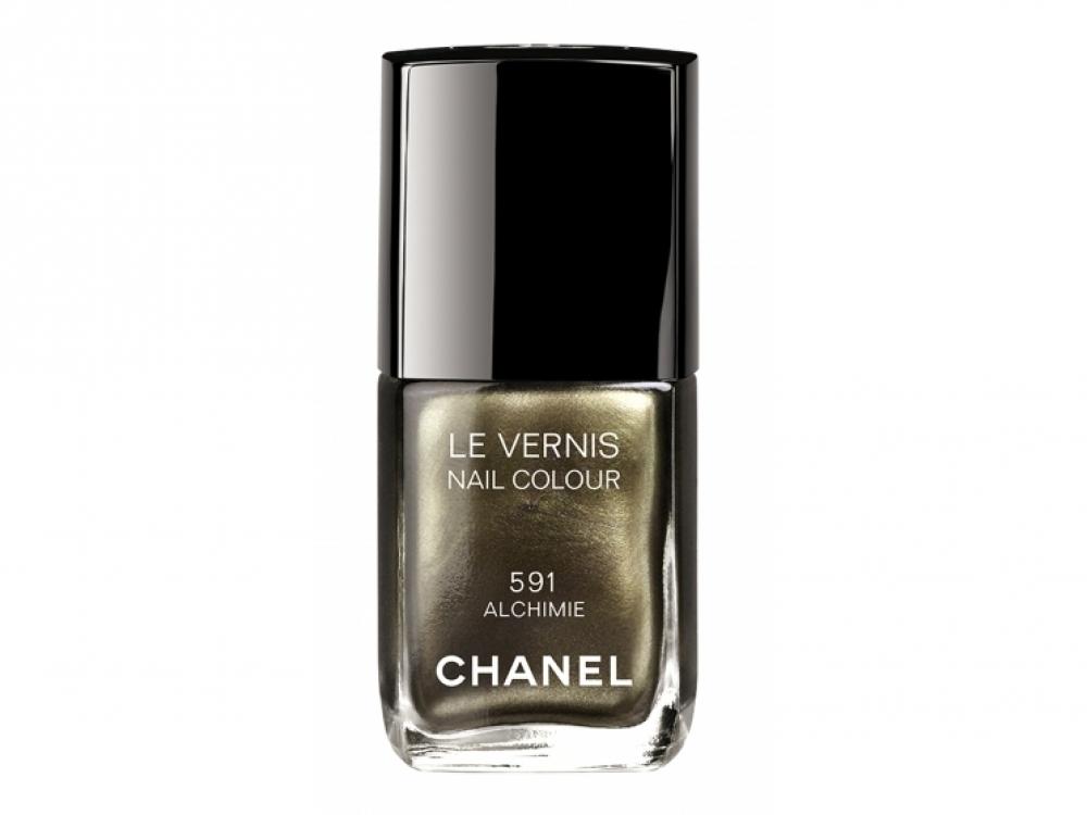Лак для ногтей Le Vernis, № 591 Alchimie, Chanel