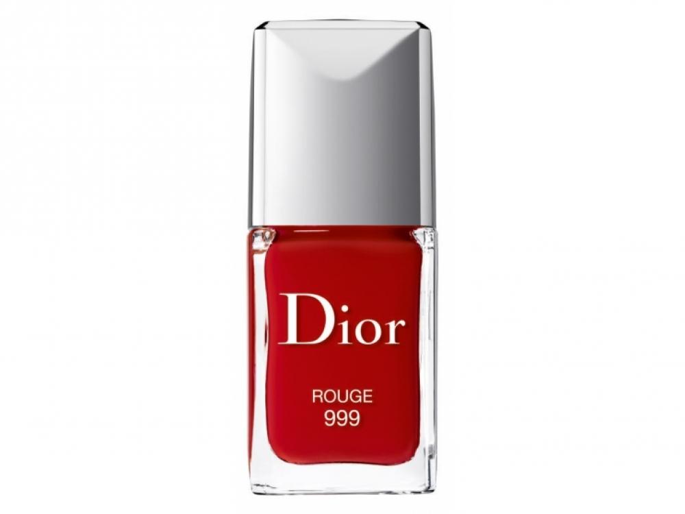Лак для ногтей Dior Vernis, № 999 Rouge, Dior