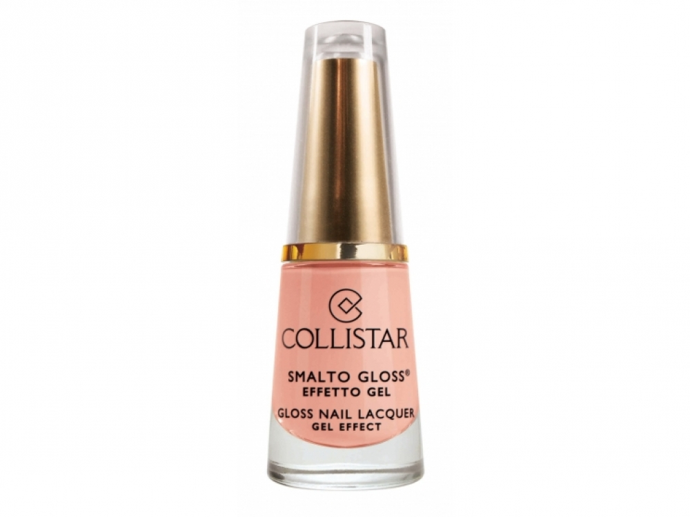 Лак для ногтей Gloss Nail Lacquer Gel Effect, № 513 Neutral French, Collistar