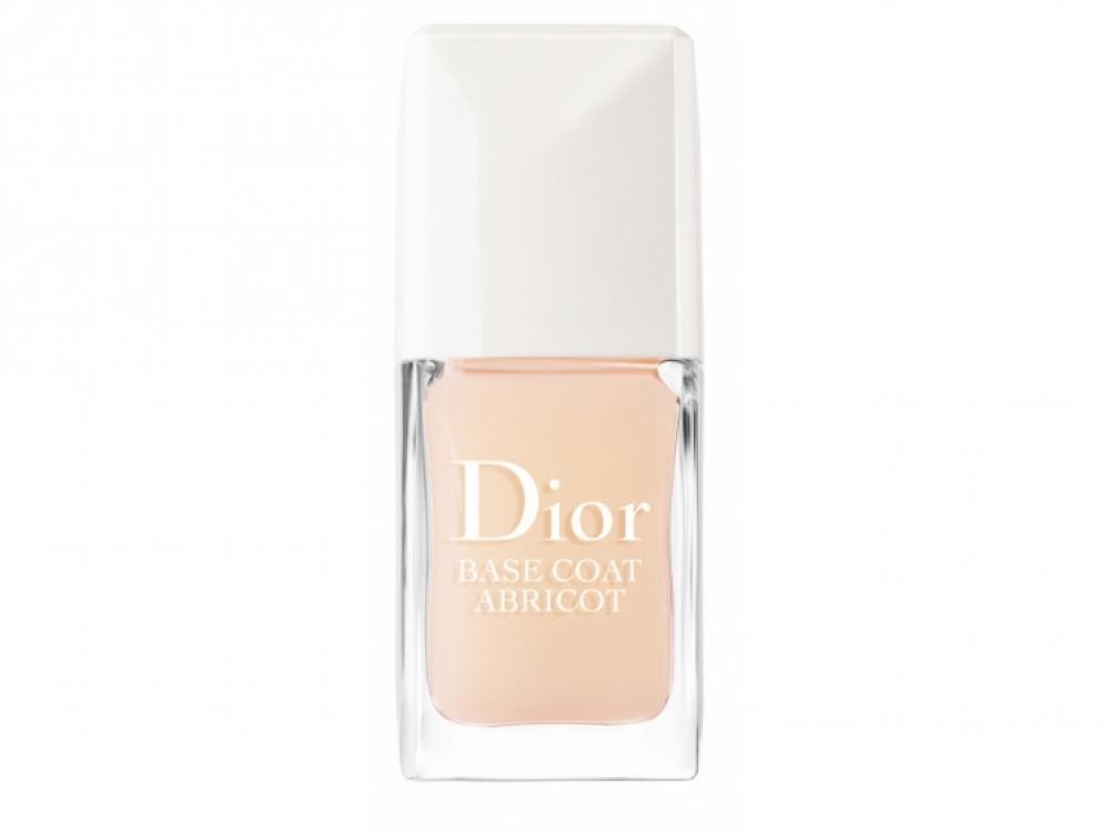 Ухаживающая защитная основа Base Coat Abricot, № 001, Dior