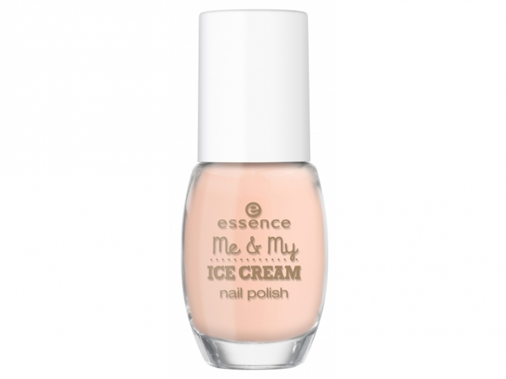 Лак для ногтей Me & My Ice Cream Nail Polish, № 04 Icylicious, essence
