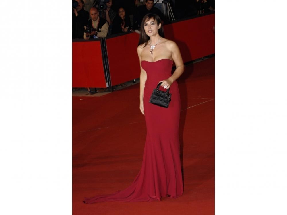 """На премьере фильма """"Я и наполеон"""" в рамках Римского кинофестиваля, 2006 год"""
