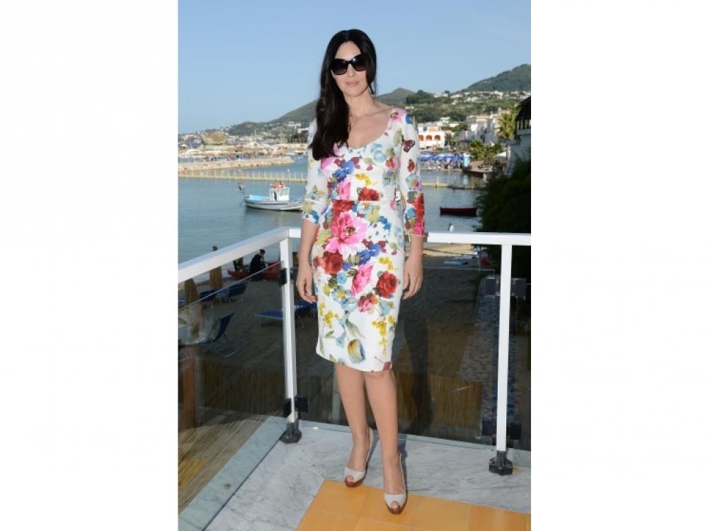 Во время Ischia Global Fest, 2012 год