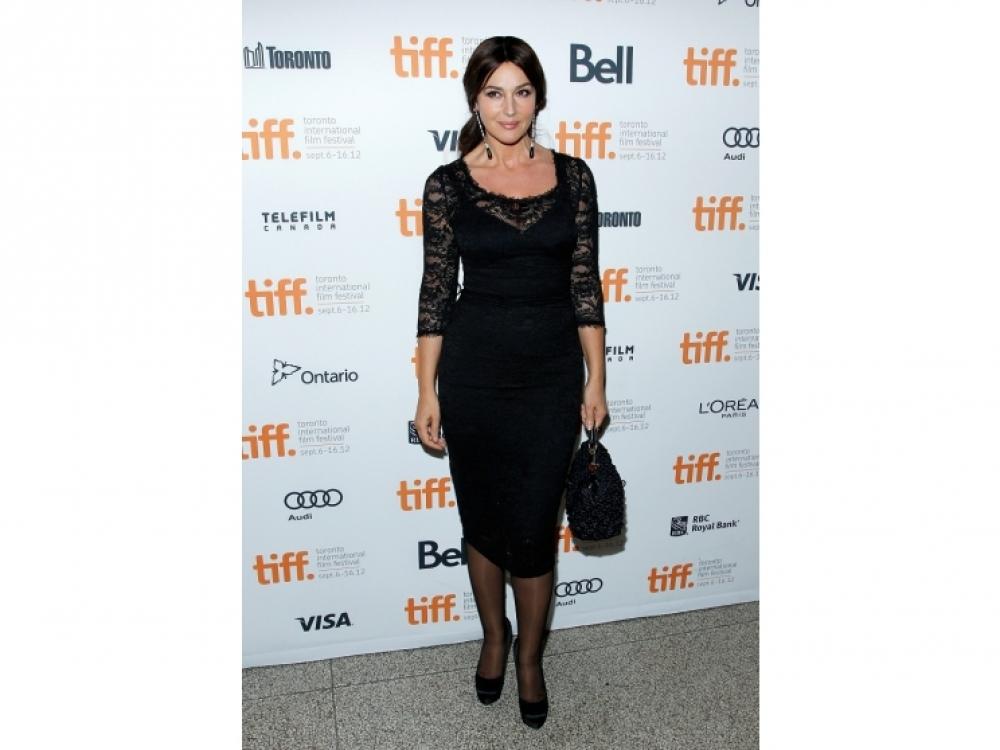"""На премьере фильма """"Сезон носорогов"""" на кинофестивале в Торонто, 2012 год"""