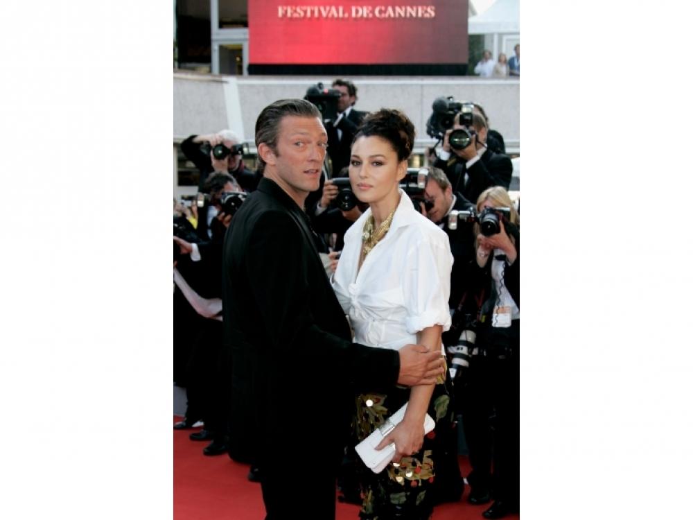 На кинофестивале в Каннах, 2006 год
