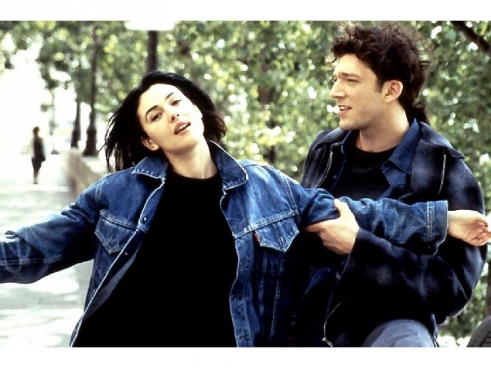 """Сцена из фильма """"Квартира"""", 1996 год"""