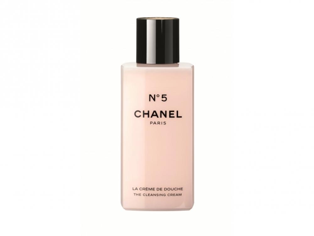 Крем-гель для душа, Chanel №5