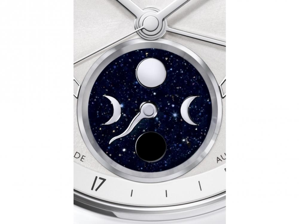 Указатель фаз луны из авантюрина