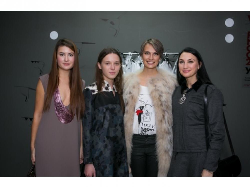 Лера Лещева, Анна Коломоец, Маша Цуканова, Лия Син