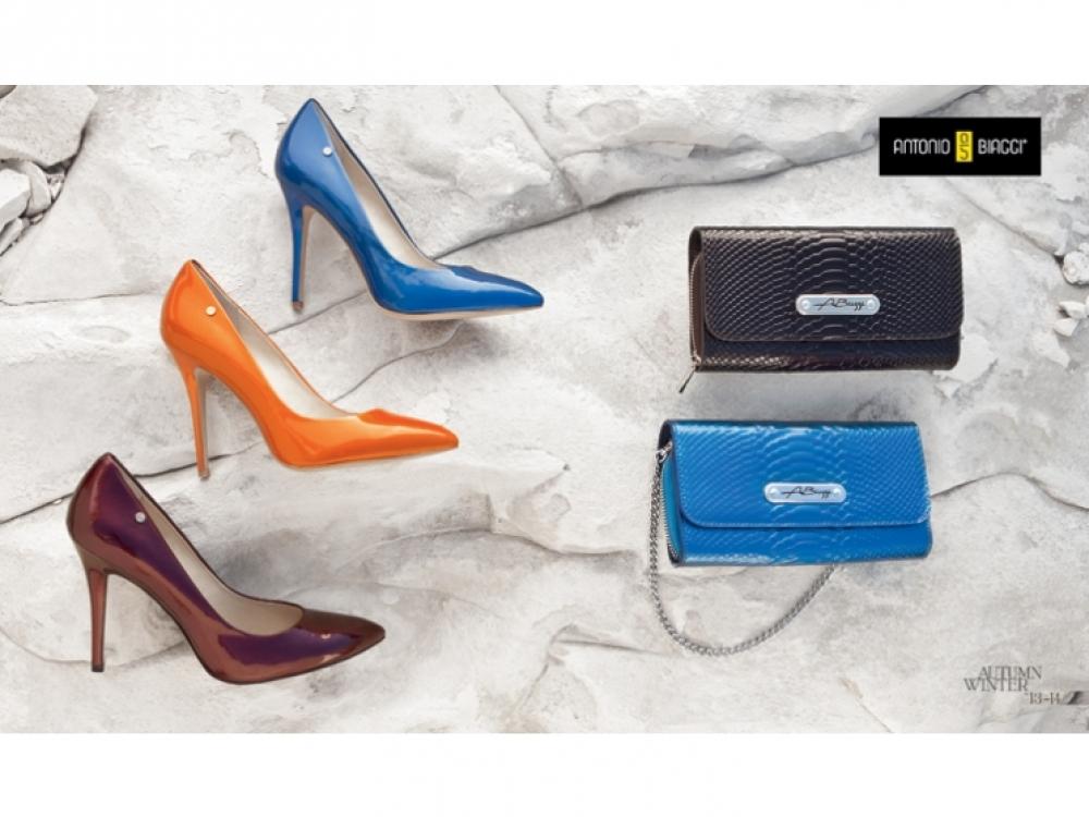 |коллекция обуви Antonio Biaggi