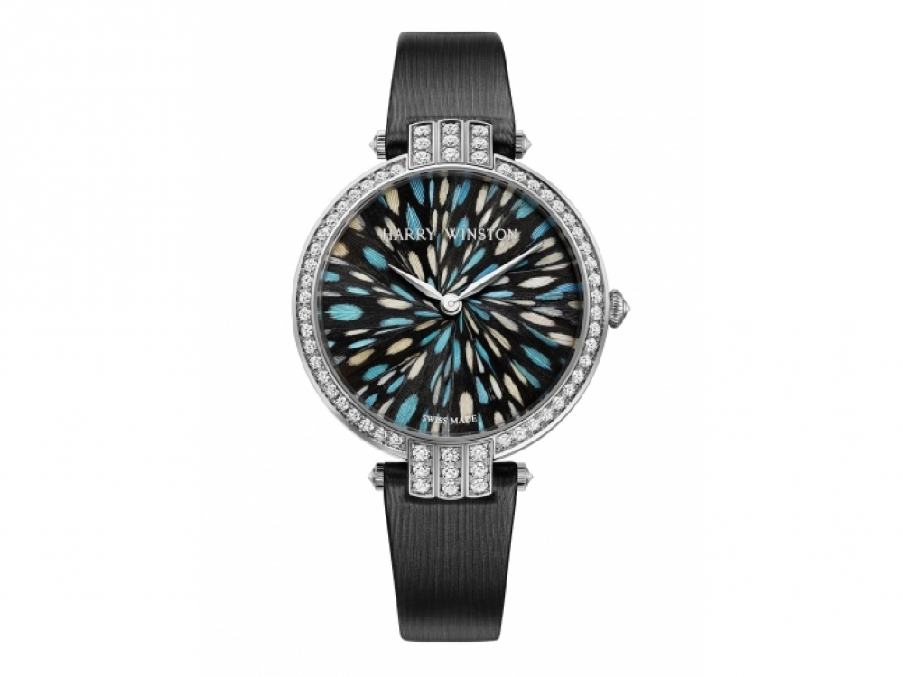 Часы Premier Feathers, Harry Winston
