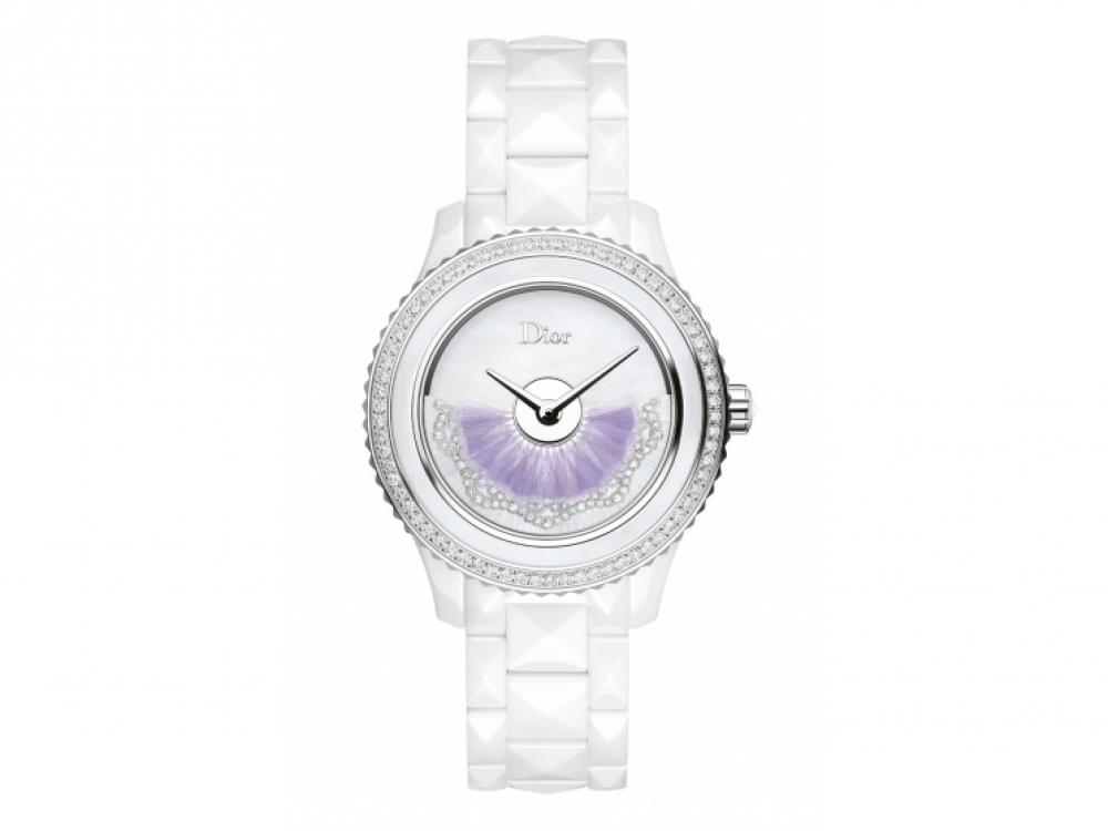 Часы VIII Grand Bal, модель Plume Et Nacre, Dior