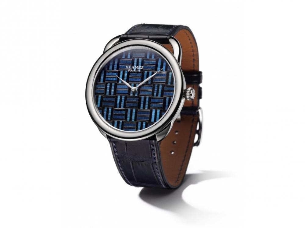 Часы Arceau Marqueterie de Paille, Herm?s