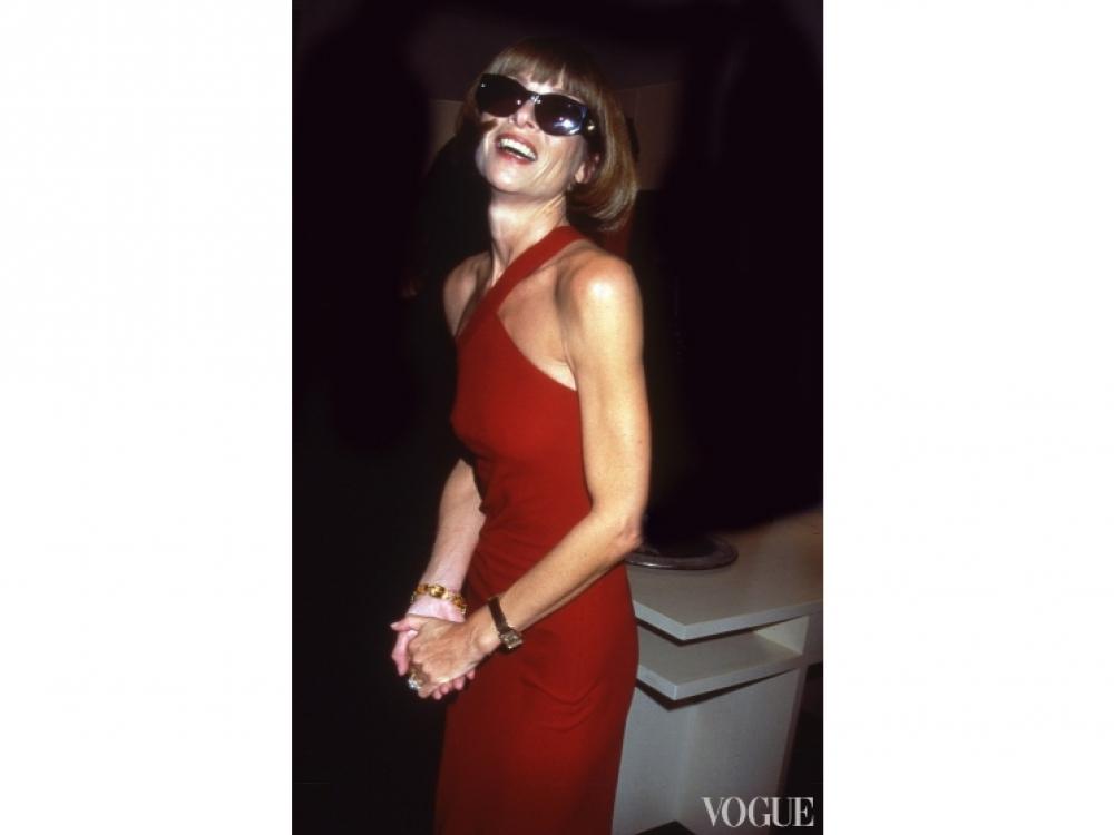 Анна Винтур (1999)
