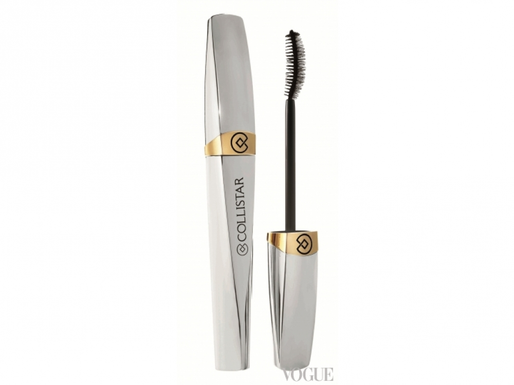 Черная тушь Shock Mascara, Collistar