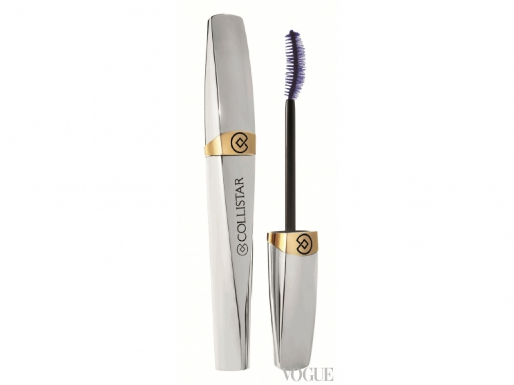 Синяя тушь Shock Mascara, Collistar