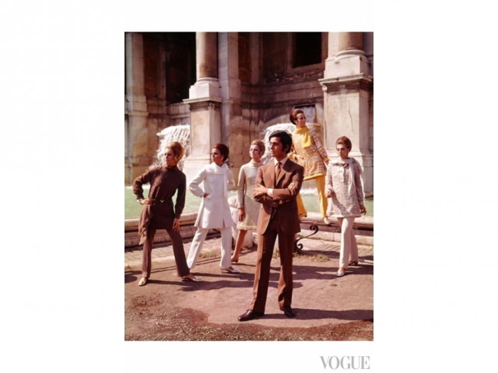 Валентино Гаравани, июль 1967